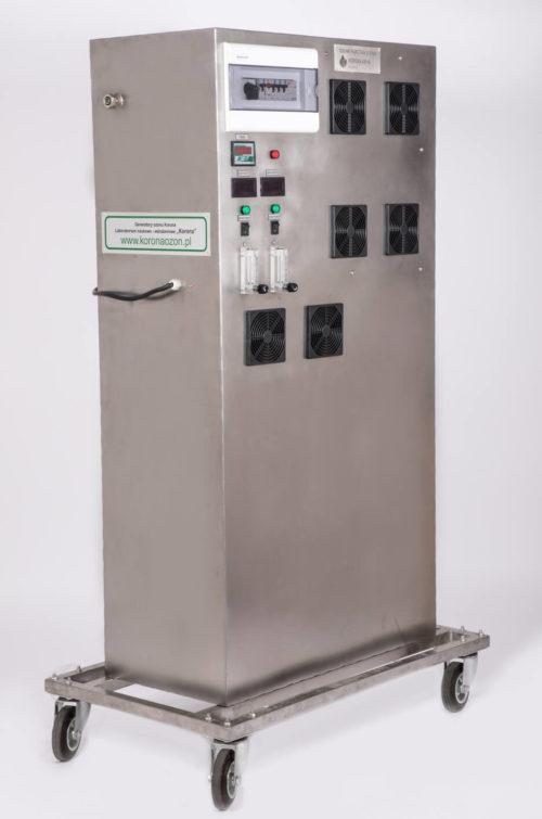 Ozonator przemysłowy powietrza i wody (generator ozonu) Korona AIR