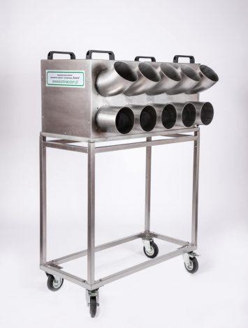 Ozonator powietrza przemysłowy (generator ozonu) Korona A 400 INDUSTRY