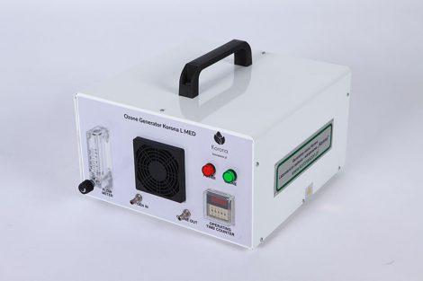 Ozonator (generator ozonu) domowy powietrza, wody i żywności Korona MED