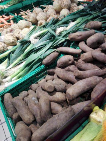 Ozonowanie owoców i warzyw