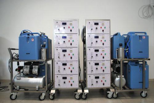 Ozonator (generator ozonu) Korona GRAIN 250