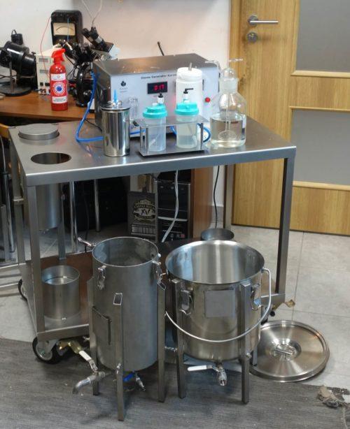 Ozonator wody (generator ozonu) Korona L 20 DIFFUSION