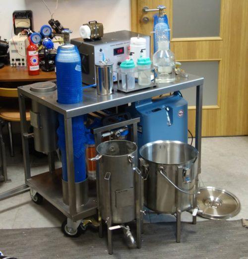 Ozonator wody (generator ozonu) Korona L 20 DIFFUSION AIR-OXYGEN
