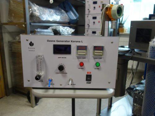 Ozonator powietrza i wody (generator ozonu) Korona L 20 LABTECH