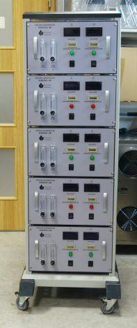 Ozonator powietrza i wody przemysłowy (generator ozonu) Korona L 200 TOWER