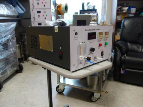 zonator powietrza i wody (generator ozonu) Korona L 25 LABTECH