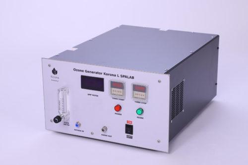 Ozonator powietrza i wody (generator ozonu) Korona L 25 SPALAB