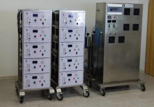 Ozonator powietrza i wody (generator ozonu) Korona L 30 LABTECH