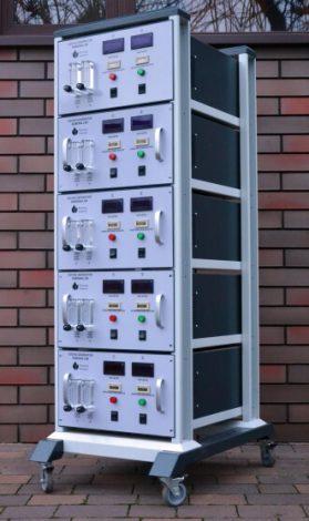 Ozonator powietrza i wody przemysłowy (generator ozonu) Korona L 300 TOWER