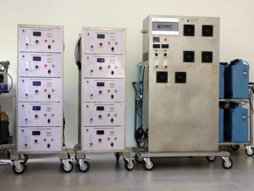 Ozonator powietrza i wody (generator ozonu) Korona L 35 LABTECH