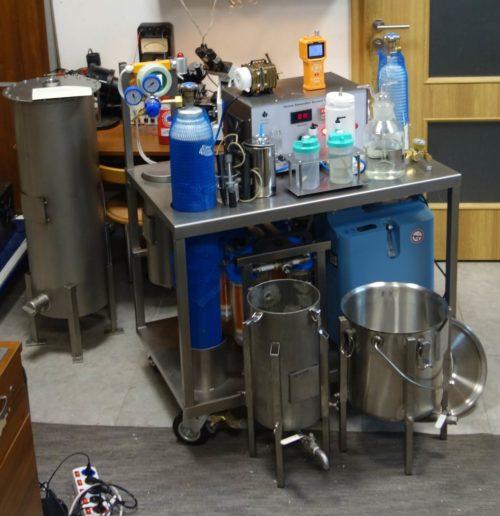 Ozonator wody (generator ozonu) Korona L 40 DIFFUSION AIR-OXYGEN PLUS