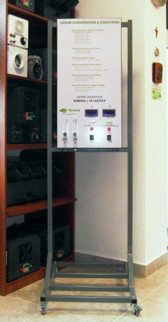 Ozonator powietrza i wody (generator ozonu) Korona L 40 LABTECH