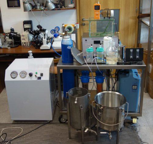Ozonator (generator ozonu) Korona LAB 20 PLUS