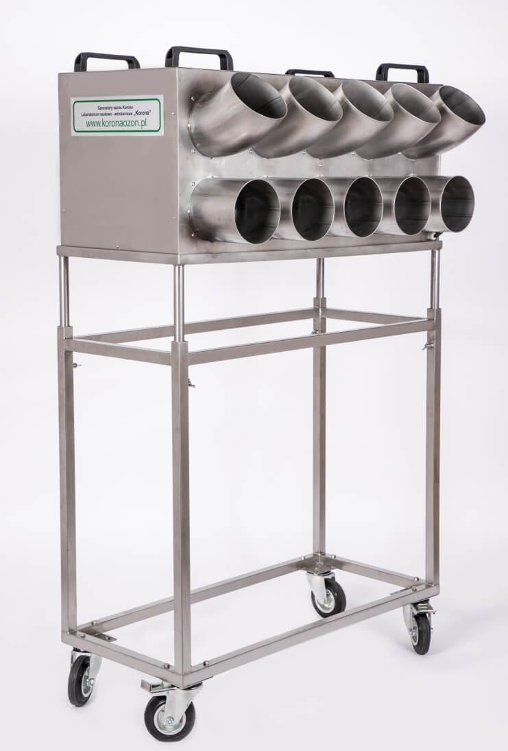 Ozonator powietrza przemysłowy (generator ozonu) Korona A 300 INDUSTRY
