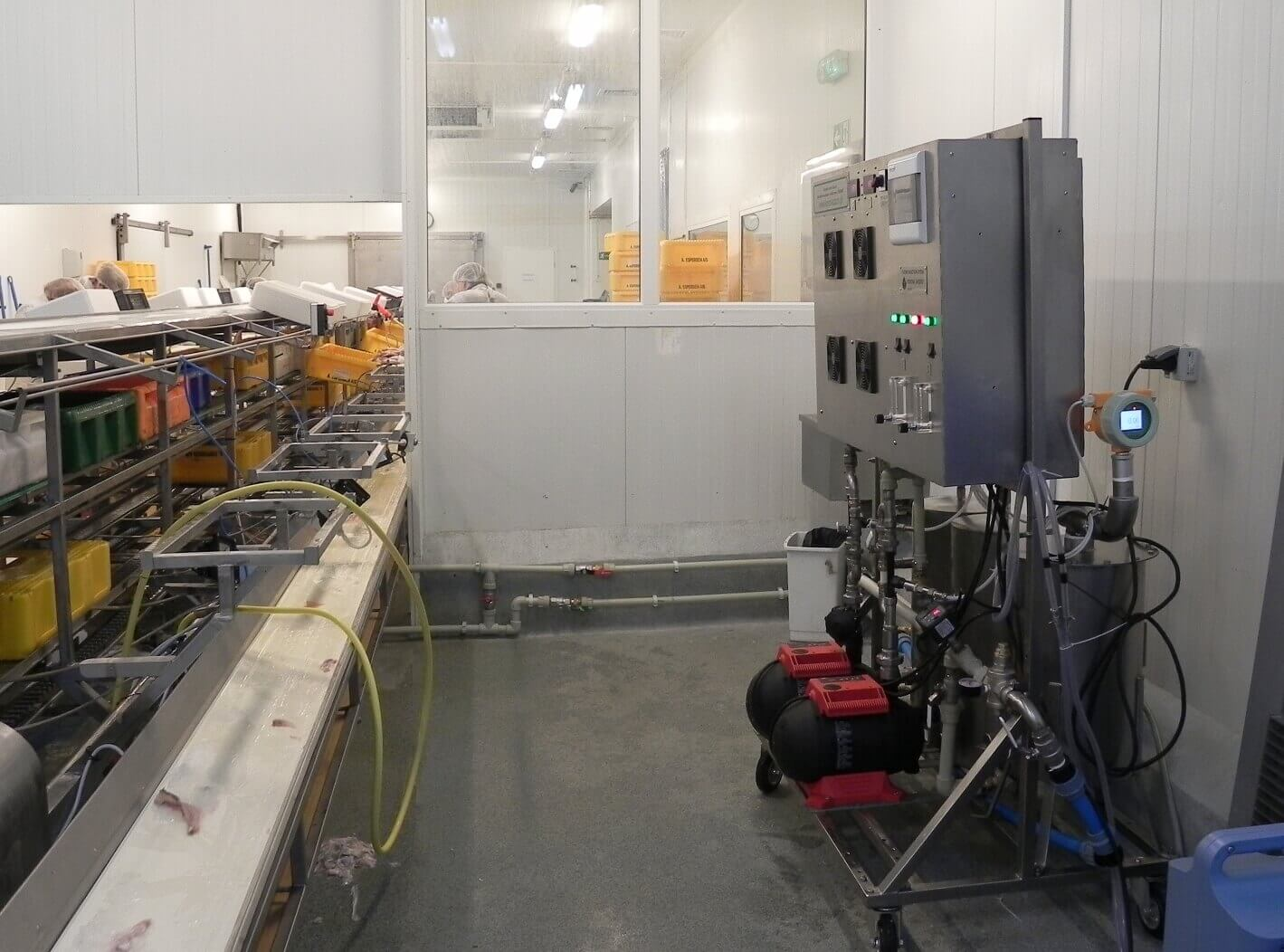 Ozonator wody (generator ozonu) Korona WATER 5 m3/h