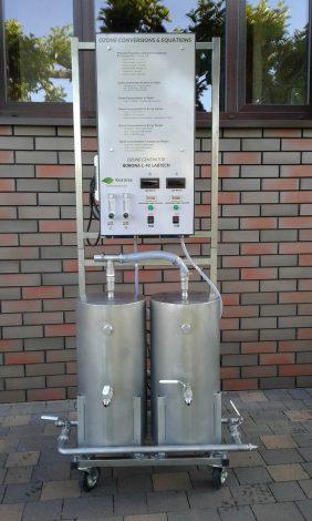 Ozonator wody (generator ozonu) Korona WATER-AIR 1.5 m3-h