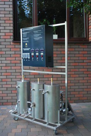 Ozonator wody (generator ozonu) Korona WATER-OXYGEN 3 m3-h