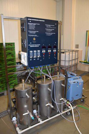 Ozonator wody (generator ozonu) Korona WATER-OXYGEN PLUS 3 m3-h
