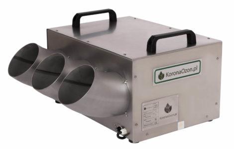 Ozonator powietrza przemysłowy (generator ozonu) Korona A 100 PRO